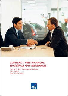 Contract Hire Financial Shortfall